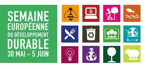 Logo semaine du développement durable 2019
